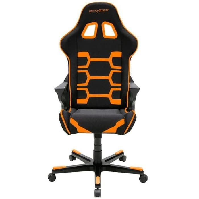 Foto Produk DX Racer Formula Series GC-0168-NO_A3 - Black, Orange dari Enter Komputer Official