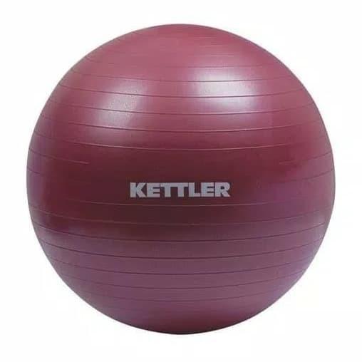 harga Kettler gym ball 55cm (green/grey/purple) Tokopedia.com
