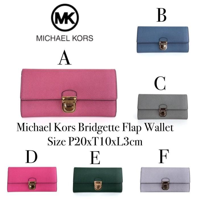 807e6a217d18 Jual Michael Kors Bridgette Flap Wallet - DKI Jakarta - Toko feli ...
