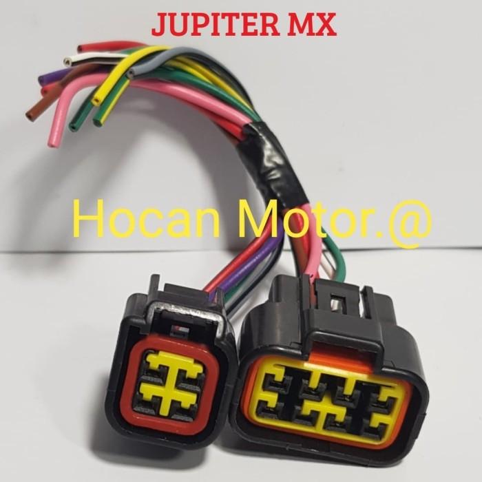 Rangkaian Kabel Cdi Jupiter Z
