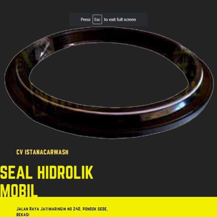 Spare Part Hidrolik - Seal Hidrolik Mobil IKAME Ready Stock 32077820_497ac870-b30d-4714-8821-b7743141743f_766_766