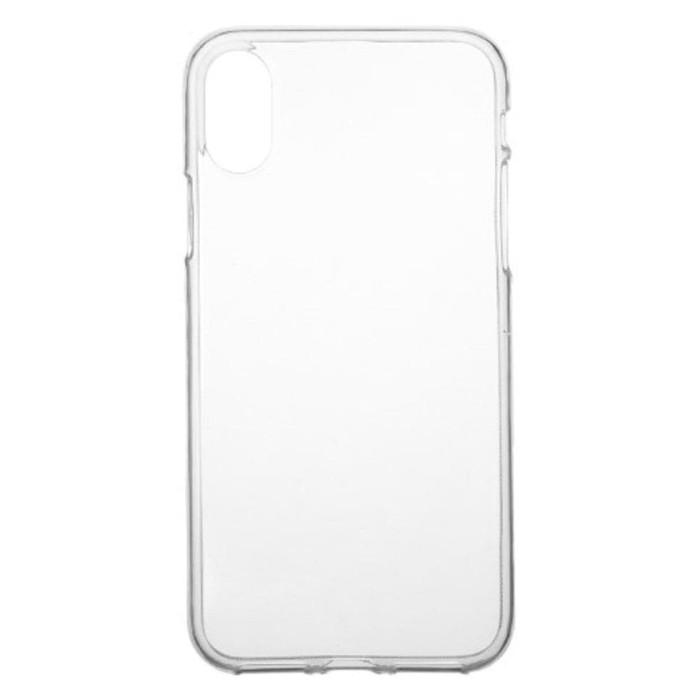 Jual Sedia Tv504 Transparent Tpu Jelly Case Iphone X Clear