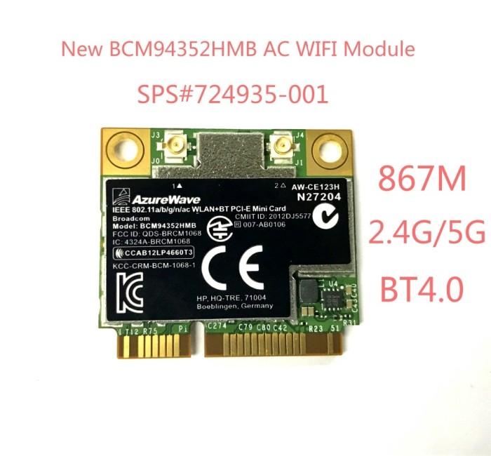 BROADCOM BCM4352HMB TREIBER WINDOWS XP