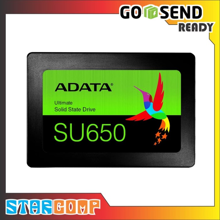 Foto Produk SSD ADATA 240GB SU650 Ultimate 2.5 dari StarComp