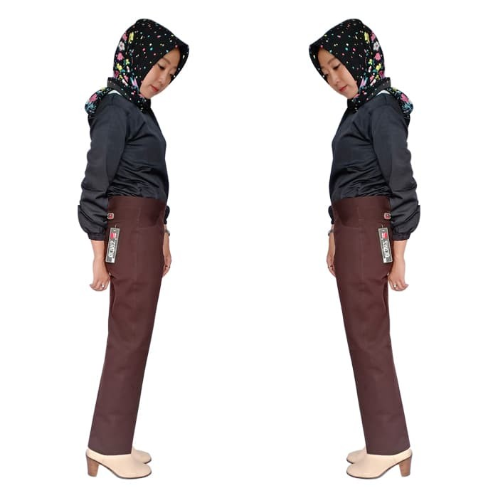 Jual Terbaik Celana Legging Wanita Terbaru Warna Chocolate Size M High Kab Temanggung Legging Bahan Tebal Tokopedia