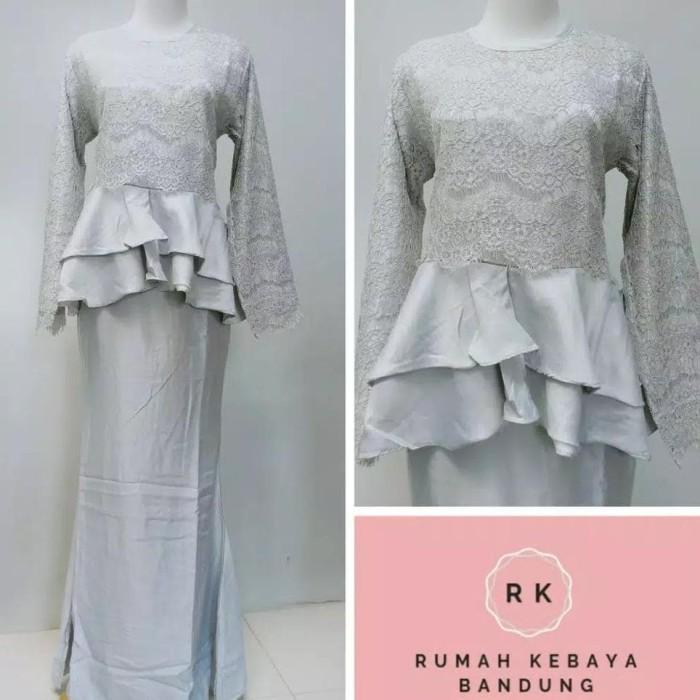 Jual Longdress Kebaya Muslim Busana Muslim Baju Gamis Syari Kebaya Wisuda Jakarta Utara Munipahirwan Tokopedia