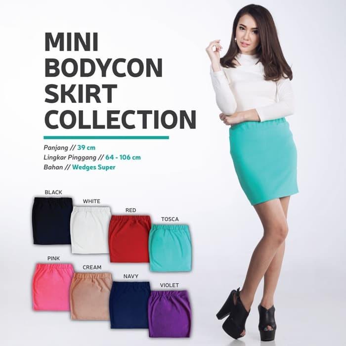 22a5b8afe65a4d Rok Maxi Rok mini Ketat Bodycon Skirt Collection