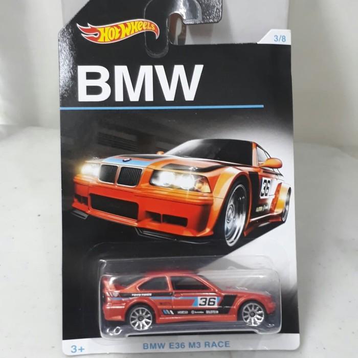 Jual Hot Wheels Bmw Series Bmw E46 M3 Race Kb31 Dki Jakarta Kupletoys Tokopedia