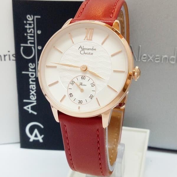 Foto Produk jam tangan wanita Alexandre christie original AC 2682 LS dari jam tangan ori n kw