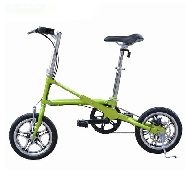 Jual COOL Sepeda Lipat Sepeda Mini 14 Inch Roda Ultralight