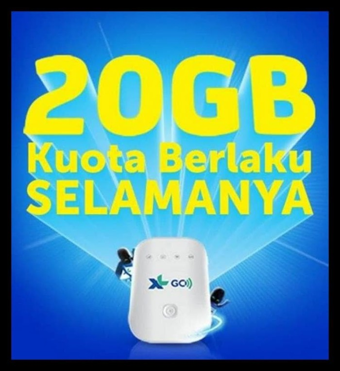 Mifi Modem Wifi 4G Xl Go Movimax Mv003 Free 60Gb 60Hari Best Seller -