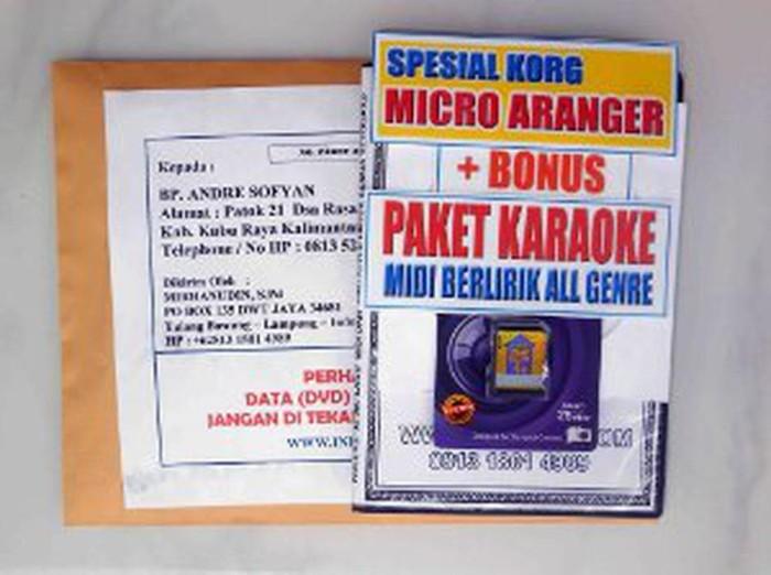 Jual STYLE KORG MICRO ARRANGER VERSI LAGU-LAGU HAJATAN KOMPLIT - Jakarta  Pusat - sharly2 shop   Tokopedia