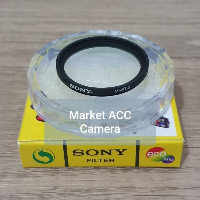 harga Filter protector for sony a6000 a5100 a5000 nex6/nex-6 (40.5mm) Tokopedia.com