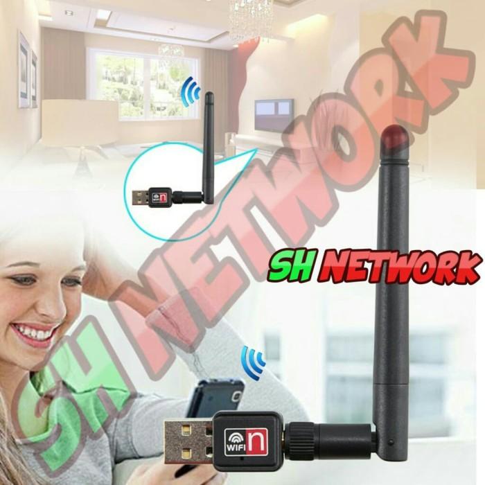 Jual Realtek RTL8188FTV 300Mbps USB 2 0 Antena Penguat Sinyal Wifi External  - Kab  Jepara - SH Network | Tokopedia