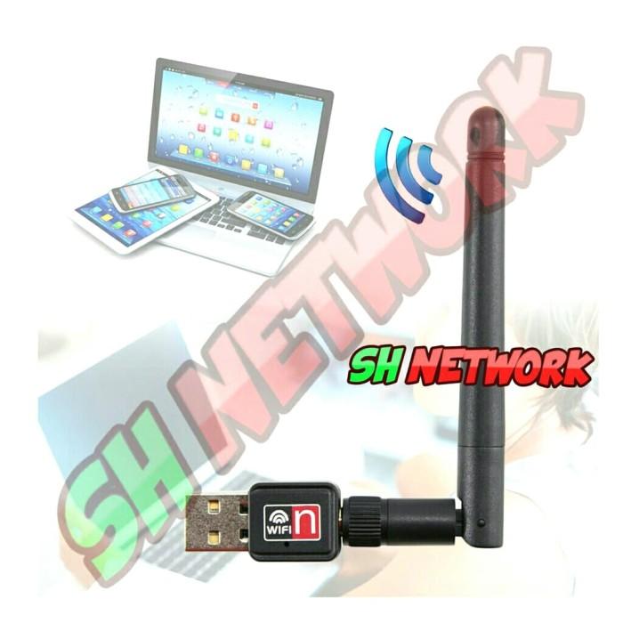 Jual Realtek RTL8188FTV 300Mbps 802 11N Antena 2dBi Wireless Wifi LAN Card  - Kab  Jepara - SH Network | Tokopedia