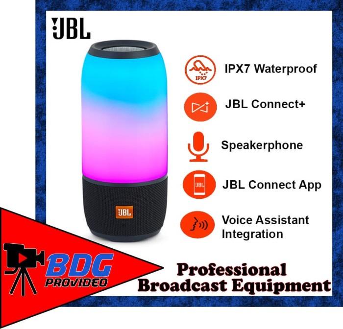 Jual JBL Pulse 3 Portable Bluetooth Speaker - Kota Bandung - BDG Provideo |  Tokopedia