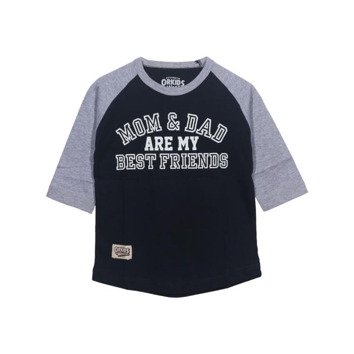harga Orkids baju kaos anak besty / navy misty - 1-2 tahun Tokopedia.com