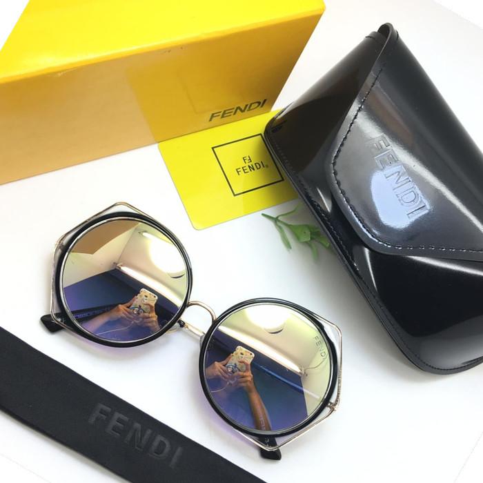 Kacamata Fendi A1376 Box Resleting