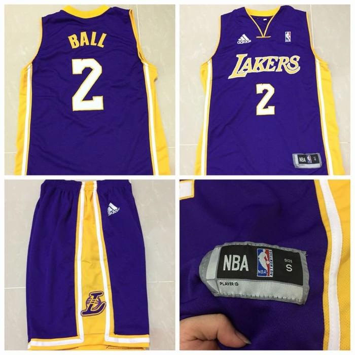 premium selection ff152 275c5 Jual Jersey NBA Lonzo Ball - Lonzo S - Kota Pekanbaru - hoopstyle |  Tokopedia