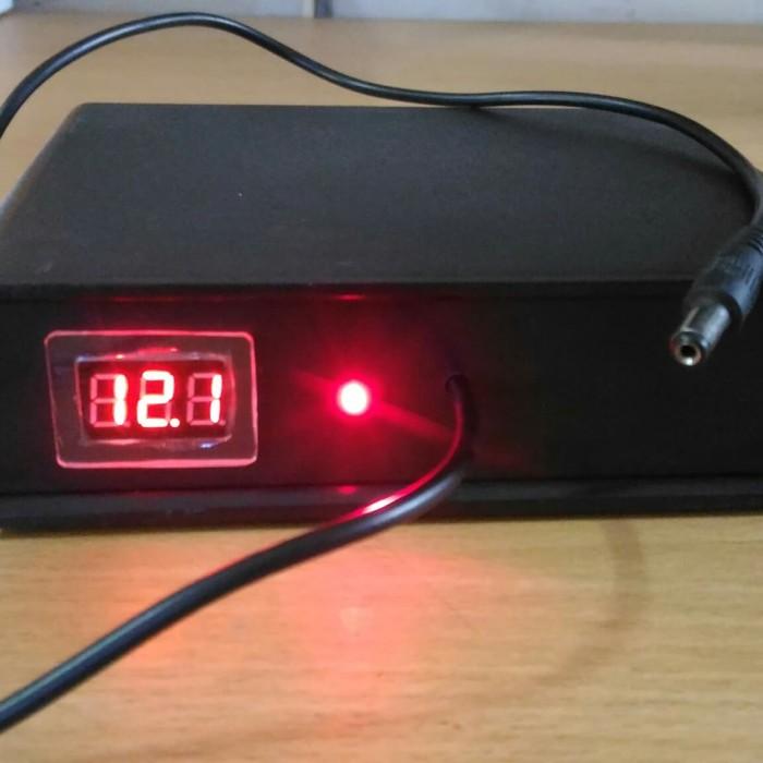 Mini UPS DC 12V 10 000 mah -auto charging ON/OFF