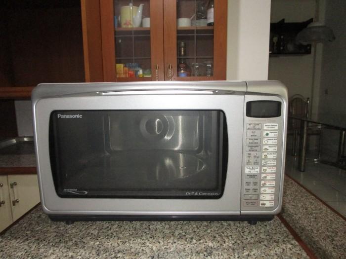 Jual Panasonic Microwave Oven Inverter 28 Liter Nn