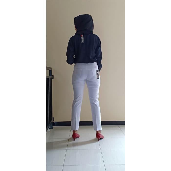 Jual Tersedia Celana Legging Polos Warna White Putih Size Xl High Quality Kab Temanggung Legging Bahan Tebal Tokopedia