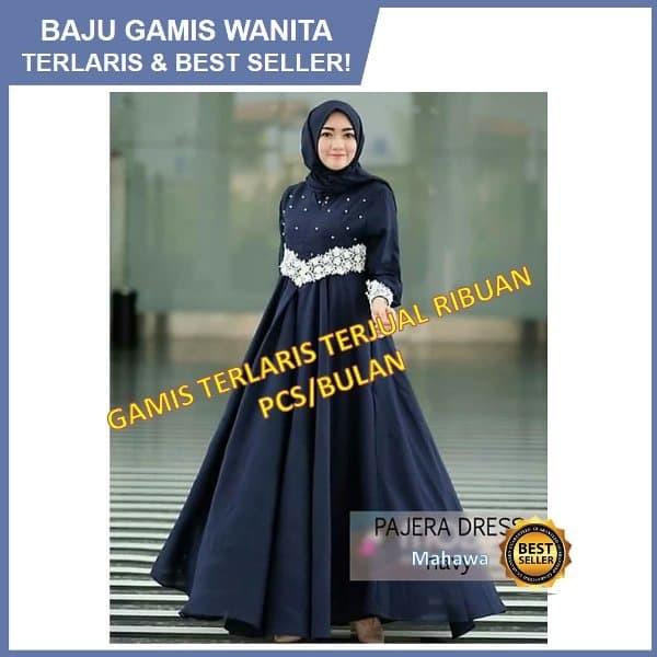 Foto Produk BUSANA MUSLIM/GAMIS Baju Gamis Syari Wanita Muslim - Busana Muslim dari BBC Busana