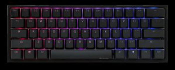Jual Mechanical Keyboard Ducky One 2 Mini RGB LED - Blue Cherry MX - DKI  Jakarta - indirastore0   Tokopedia