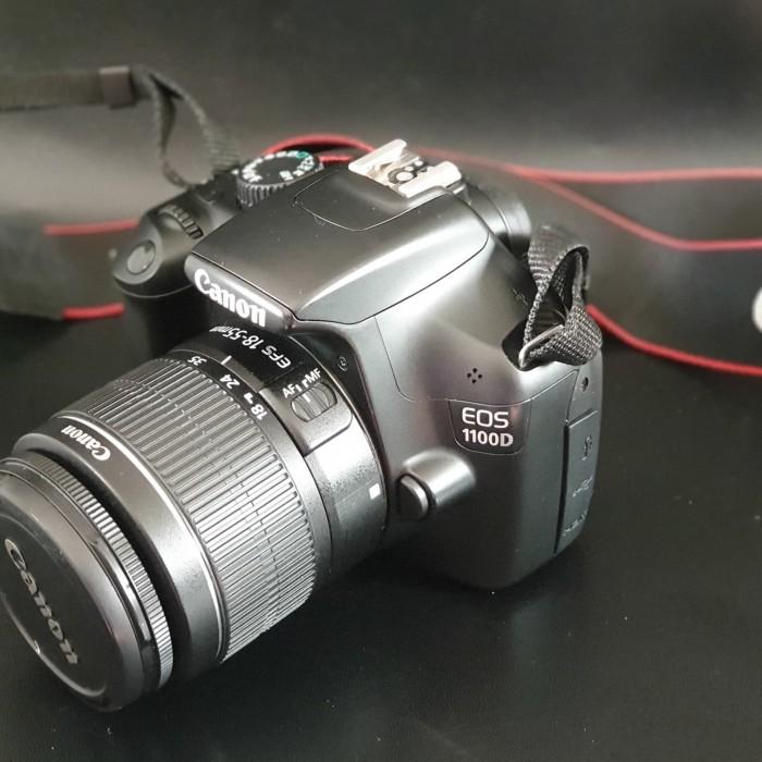 Jual Kamera Canon Eos 1100d Bekas Masih Mulus Banged Free Cas