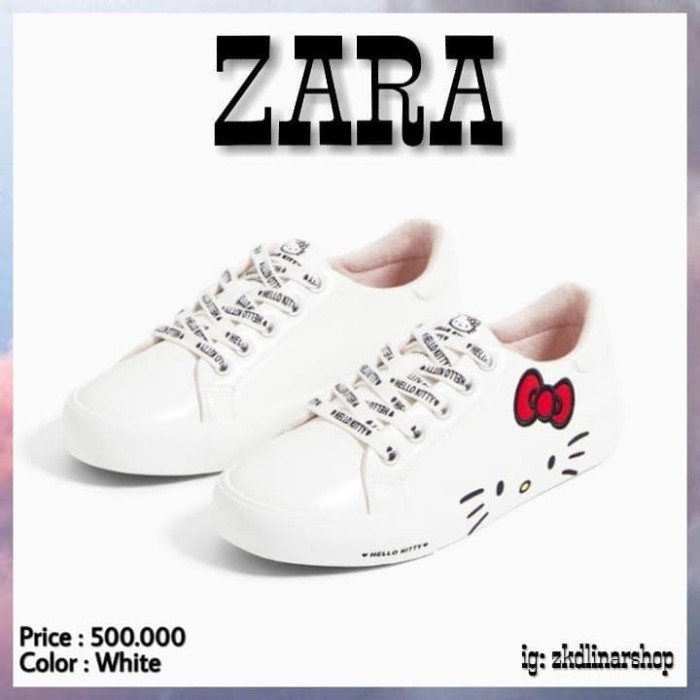 Jual Sneakers Zara | Sepatu Kids