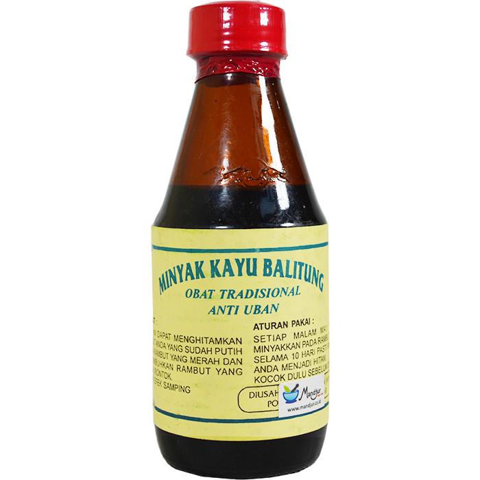 harga Minyak kayu balitung - minyak penumbuh dan penghitam rambut Tokopedia.com