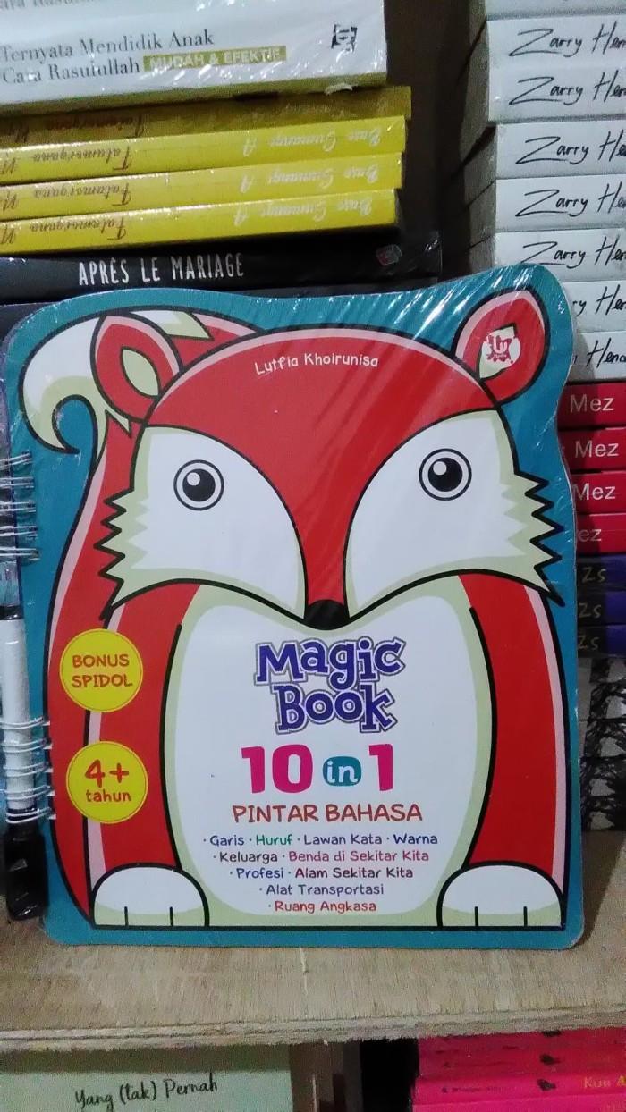 Jual Magic Book 10 In 1 Pintar Bahasa Jakarta Selatan Raybookstore