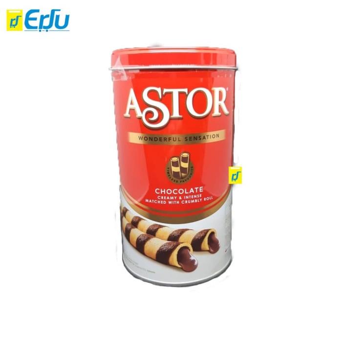 Foto Produk Astor Toples Kaleng 330gr dari ErJu