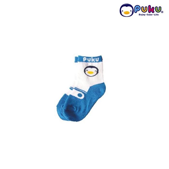 harga Puku baby socks 0-12 bulan blue - kaos kaki anak 27018 Tokopedia.com