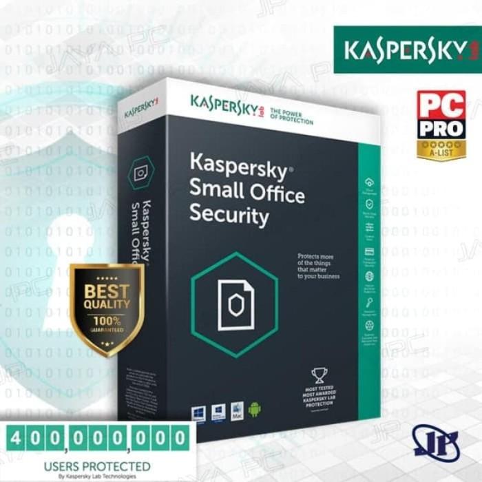 Jual Kaspersky Anti Virus Small Office Security 5 Users 1 File Server Jakarta Pusat Sotoya Store Tokopedia