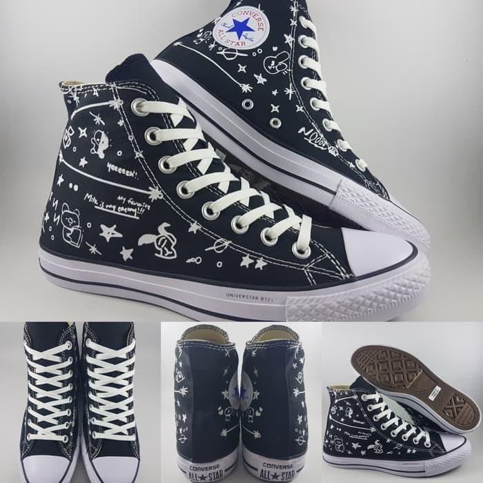brand new c88f719e bts bt21 x converse chuck taylor all star