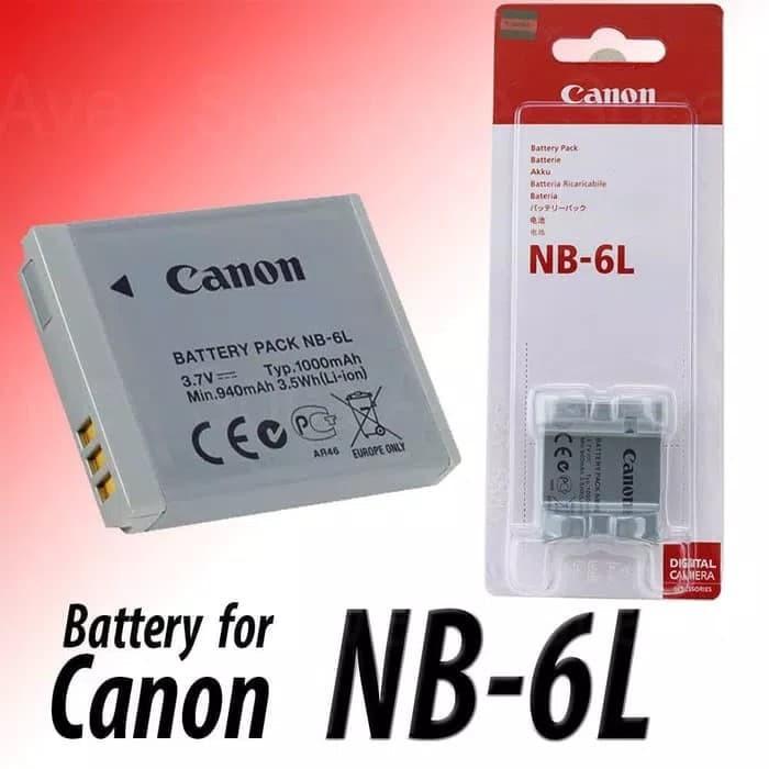 Batería para Canon PowerShot sx500 is