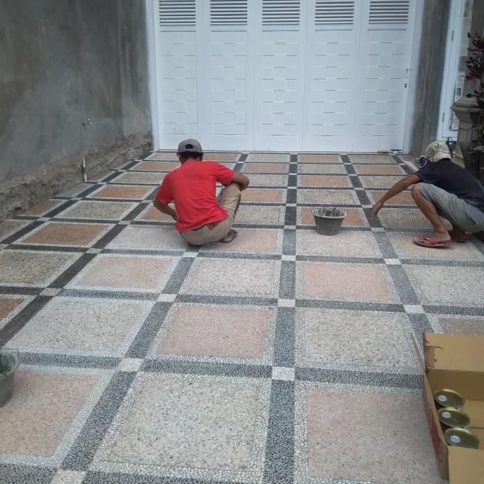 Jual Pemasangan Batu Sikat Jakarta Timur Karunia Mandiri Taman Tokopedia