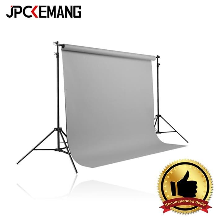 Foto Produk BD Background Paper Stone Grey 2.72m x 11m dari JPCKemang