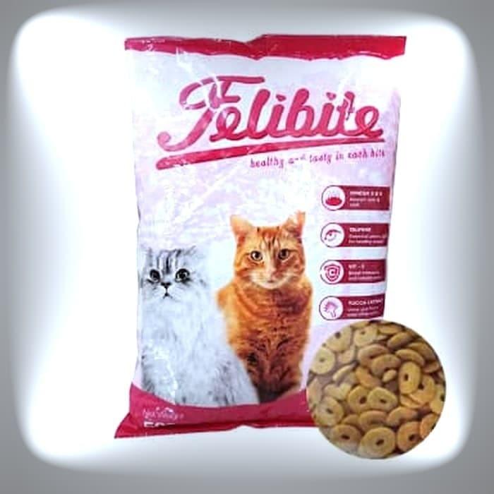 Jual Makanan Kucing Felibite 500 Gr Bentuk Donat Jakarta