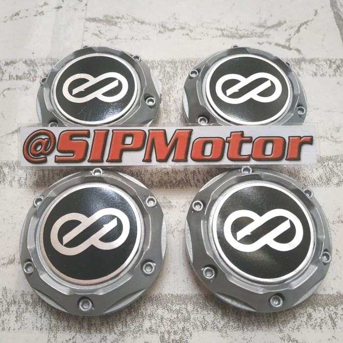 Foto Produk Dop Tutup Velg Grand New Avanza Veloz Logo Enkei Variasi dari SIPMotor