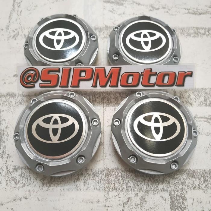 Foto Produk Dop Tutup Velg Grand New Avanza Veloz Logo Toyota Variasi dari SIPMotor