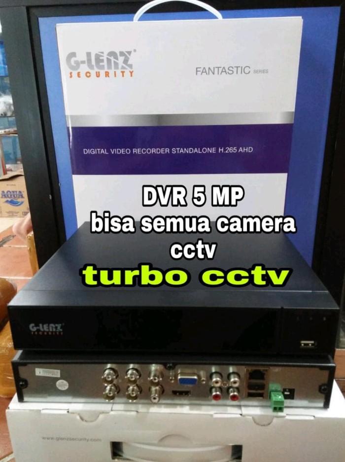 Foto Produk DVR 4CH 5MP HYBRID 2560P REAL dari wallpapermotif3d