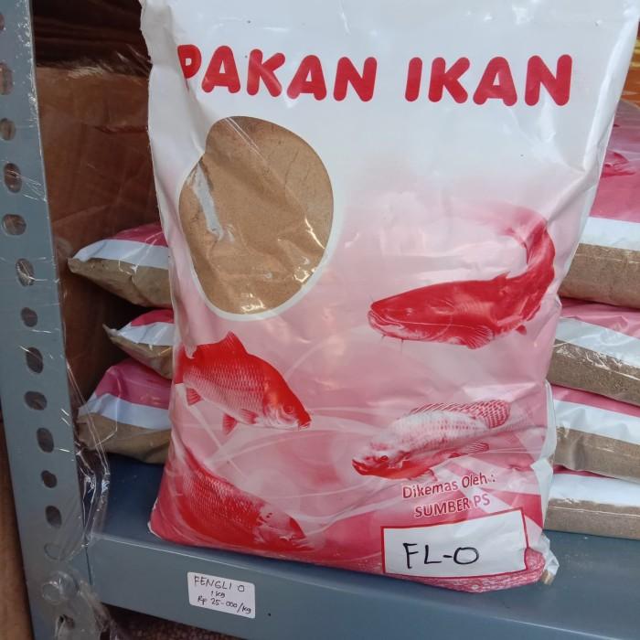 Jual Pakan Ikan Fengli 0 Jakarta Timur Khansa Lele Tokopedia