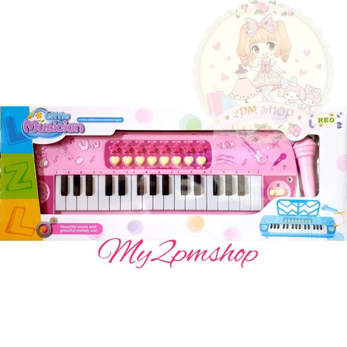 MAINAN EDUKASI/ MAINAN PIANO MINI / ORGAN MINI / LITTLE MUSICIAN