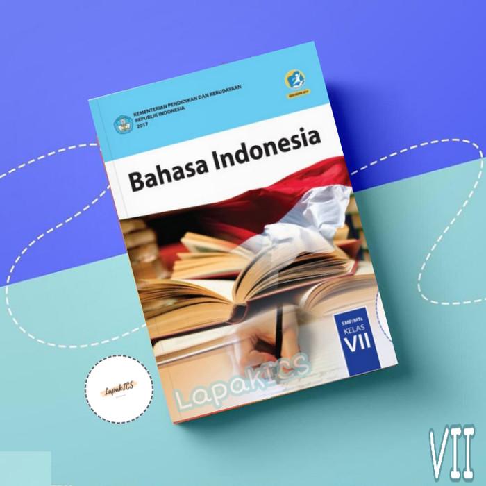 Foto Produk Buku Bahasa Indonesia SMP Kelas 7 Revisi 2017 2018 dari Hijau TuppyOn
