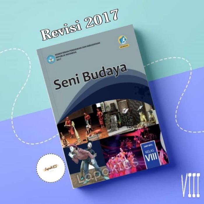 Foto Produk Buku Seni Budaya SMP Kelas 8 Revisi 2017 2018 dari Hijau TuppyOn