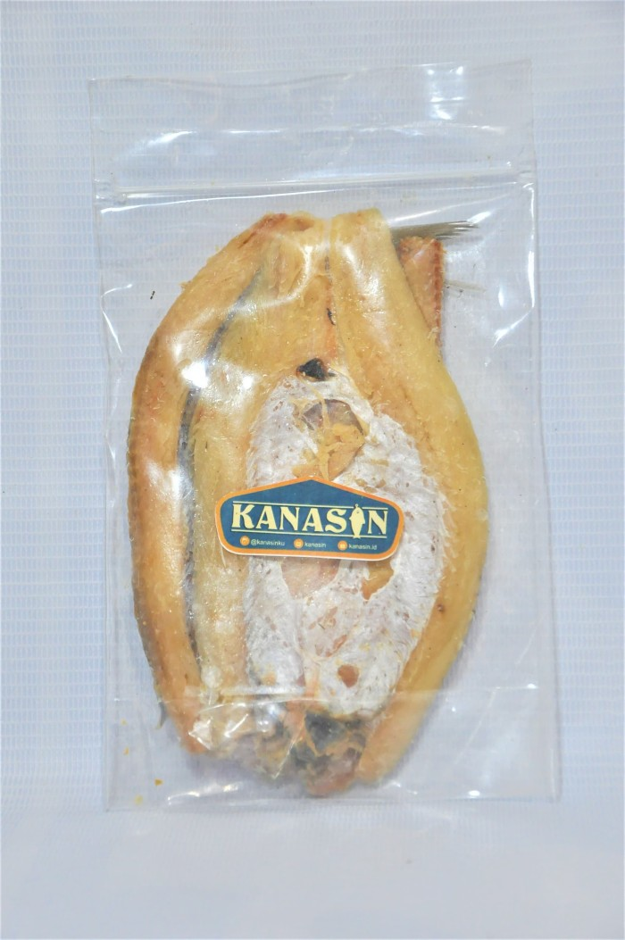 Foto Produk KANASIN IKAN ASIN GABUS LAUT 250 GRAM dari Kanasin