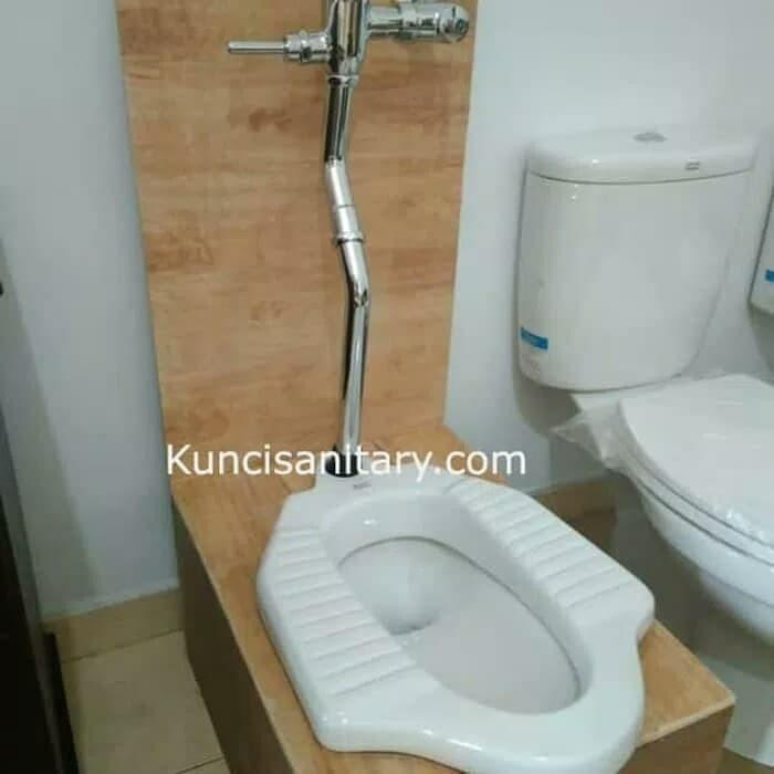 Jual Kloset Jongkok Flush Closet Jongkok Bilas Otomatis American
