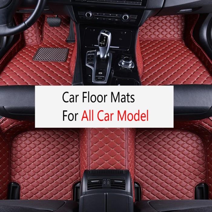 Car Floor Mats >> Jual Promo Custom Car Floor Mats For All Models Leather Rugs Dash Mats Jakarta Barat Richard Market Tokopedia